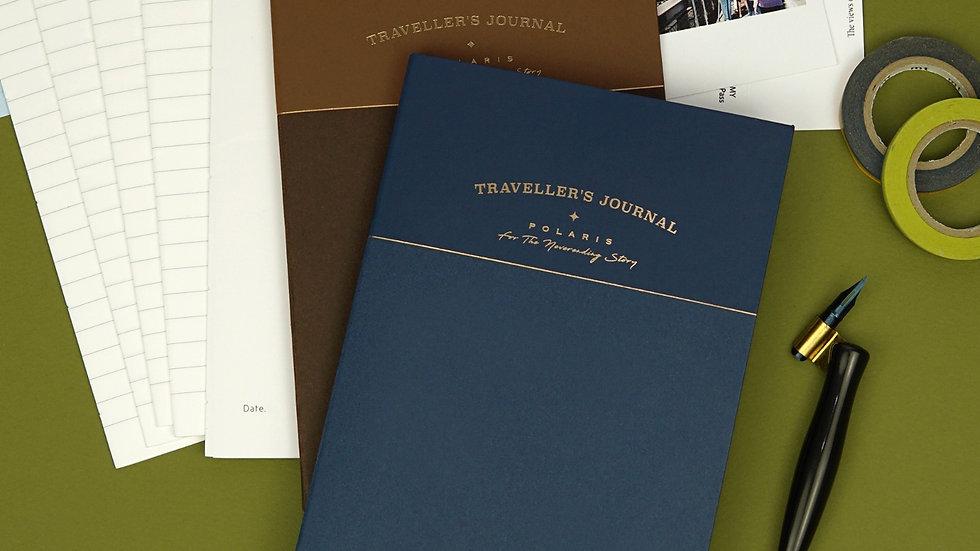 Traveller's Journal - Dark Blue