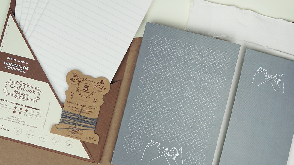 """Our Promise"" (Bind Your Own Notebook Kit)"