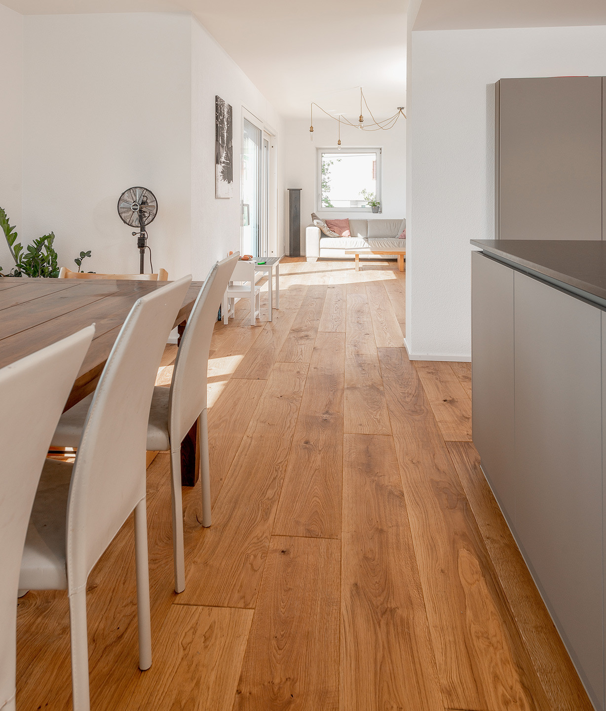 Holzboden-Expert GmbH. Dielenschmiede. Landhausdiele