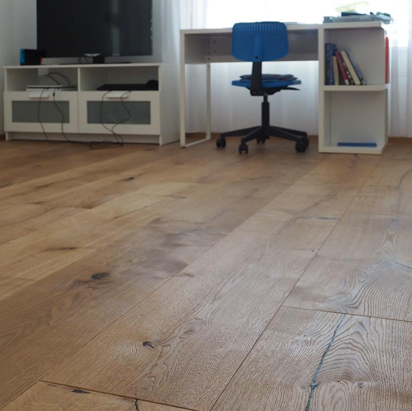 Holzboden Expert GmbH Parkettleger