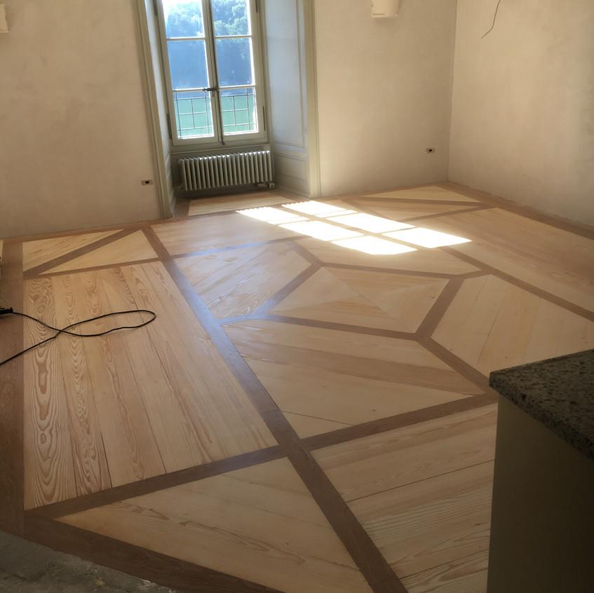 Holzboden Expert. Tafelparkett