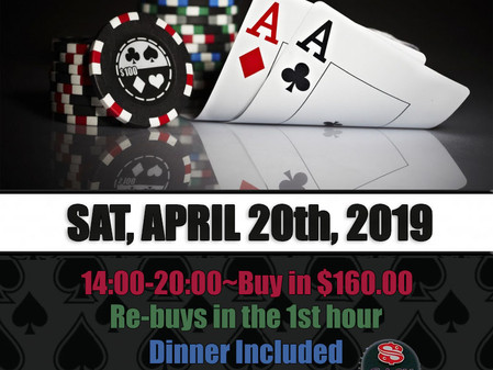 ACAC organizes its first poker tournament