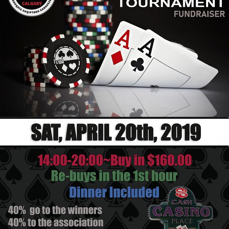 ACAC Poker Tournament Fundraiser
