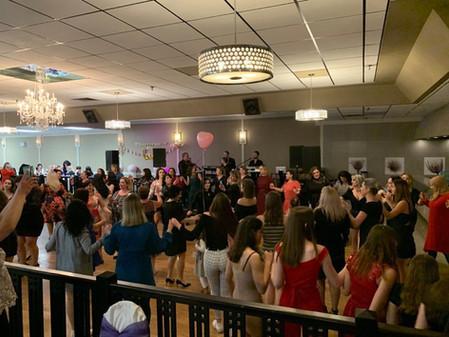 Feston 8 Marsin komuniteti Shqiptar në Calgary