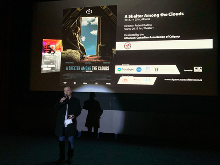 Streha mes reve, filmi shqiptar qe u shfaq ne Festivalin Evropian ne Calgary