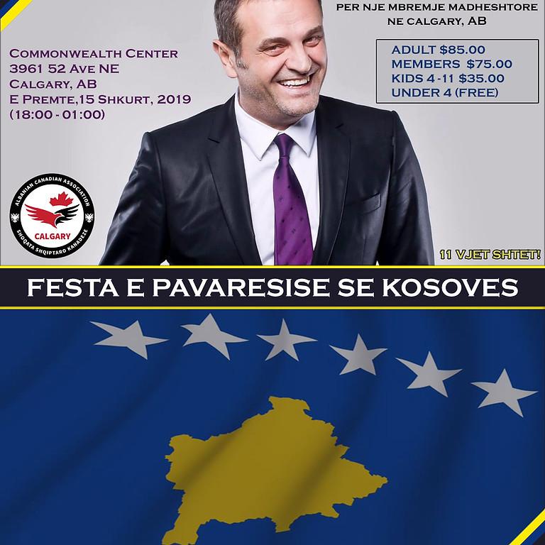 Kosovo Independence Day - 15 Shkurt, 2019