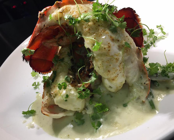 Lobster Thermidore