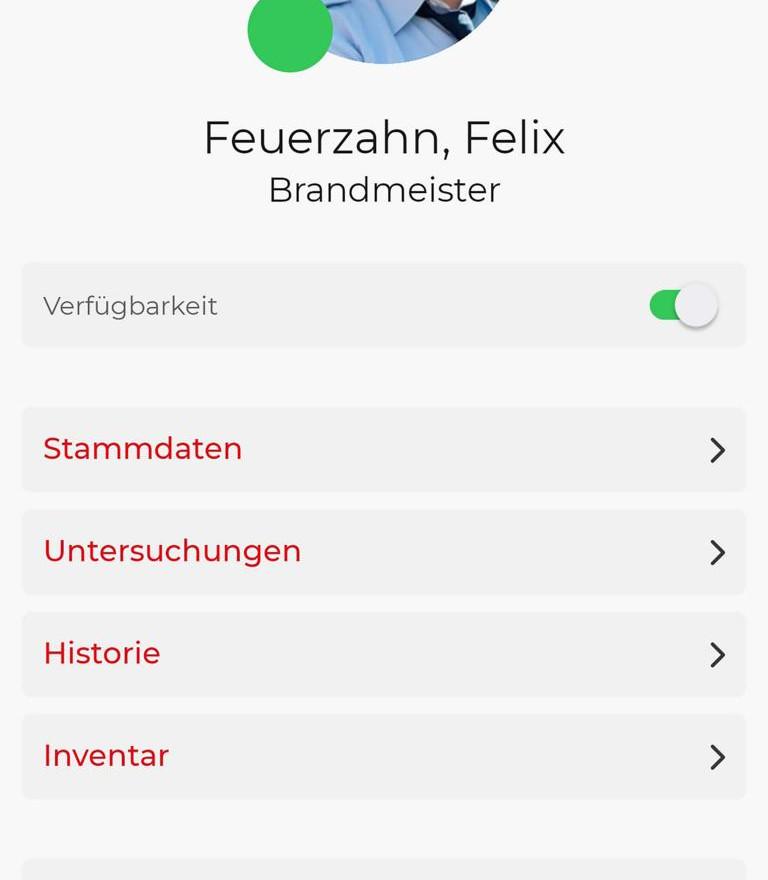 fireplan.app Personalakte