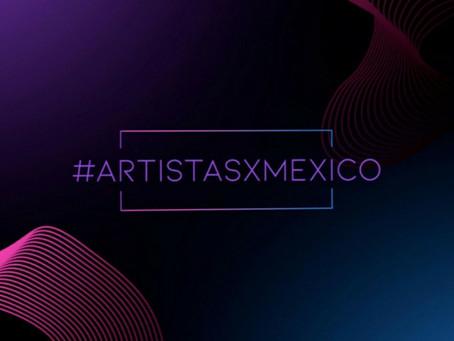 Artistas x México