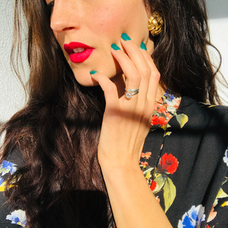 Discovering Fabulous Nails Amidst Closed Salons And Financial Troubles.