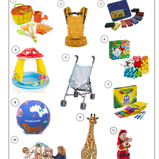 Practical Baby Gift Guide: 1-2-Year-Olds.