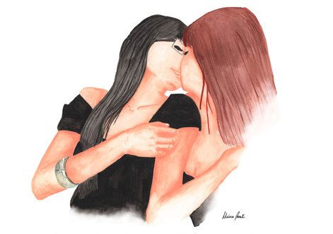 Tania y Adriana