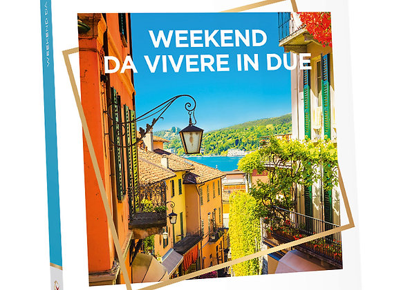 Weekend da vivere in due