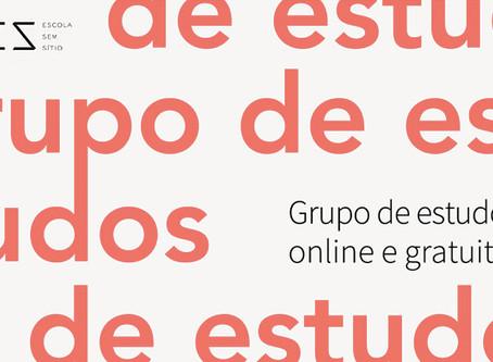 Julho - Grupo de estudos Aymoré/Escola Sem Sítio