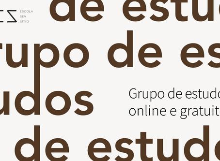 Agosto - Grupo de estudos Aymoré/Escola Sem Sítio