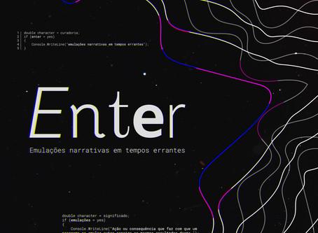 Confira os vencedores do edital ENTER 2020.1