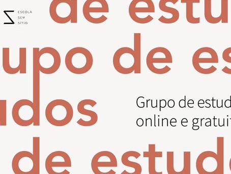 Outubro - Grupo de estudos Aymoré/Escola Sem Sítio