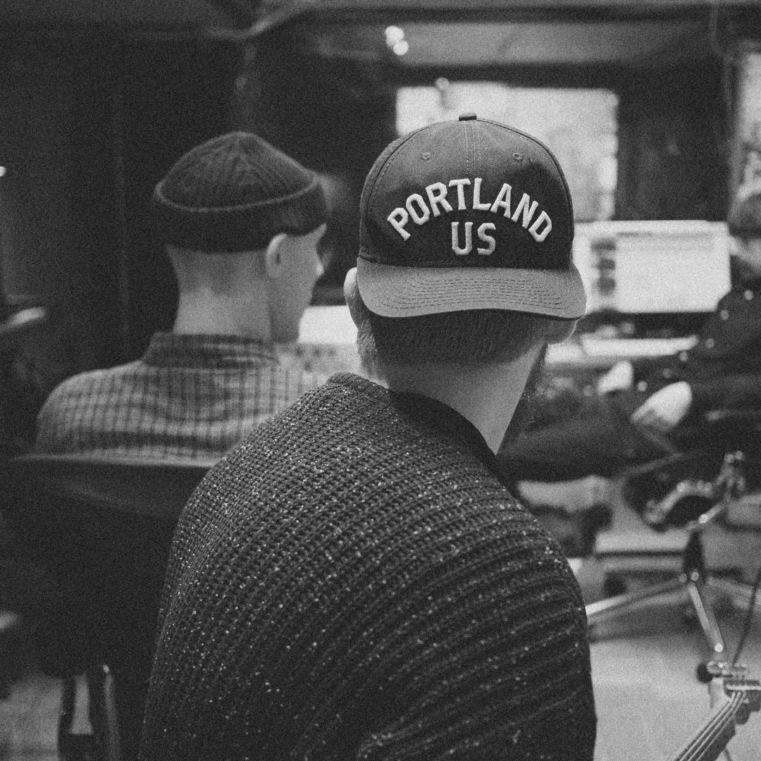 Muzikanten in Recording Studio