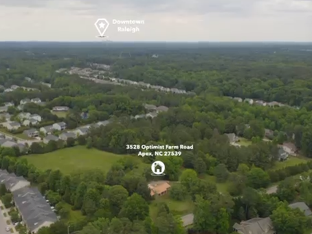 Creating A Realistic Property Tour With Drone Footage