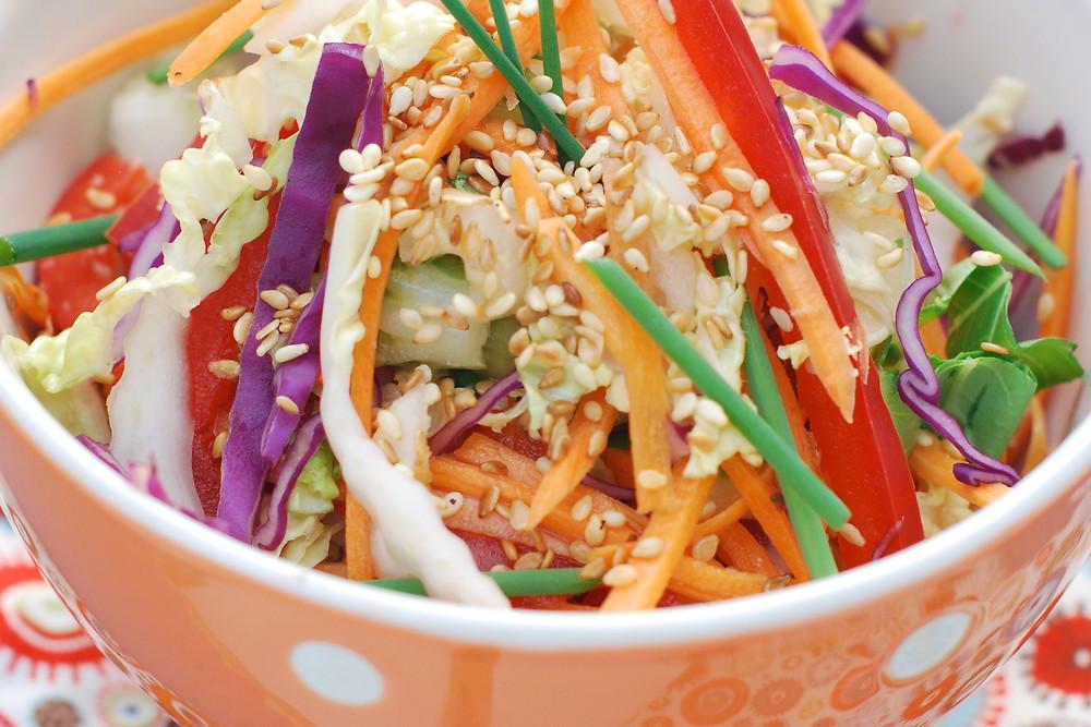 Thai Superfood Slaw Recipe