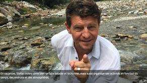 Stefan Volery: «Au Lido du Red-Fish, l'ambiance et la convivialité étaient quotidiennes»