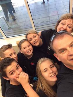 packers selfie!