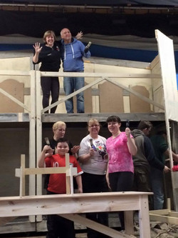 Set building for Snow White FOR FREE!