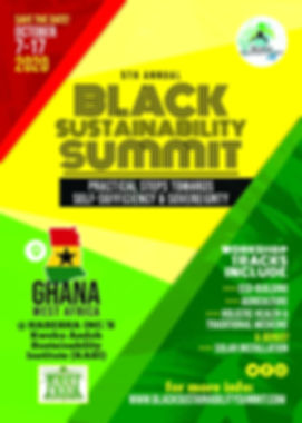 Black Sustainability Summit 2020 FRONT 1