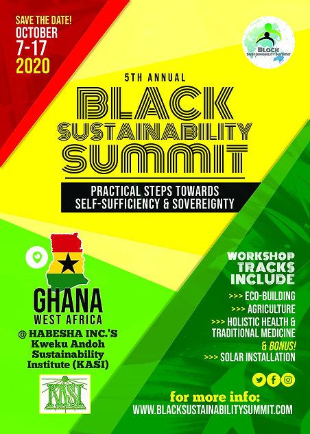 Black Sustainability Summit 2020 FRONT 1