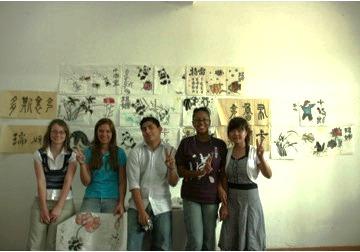 Raina Chinese Culture Class
