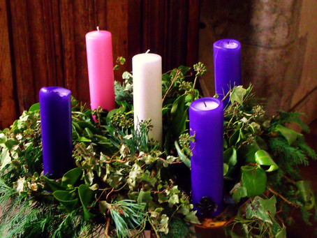 Ever wondered the difference between Advent and Christmas?