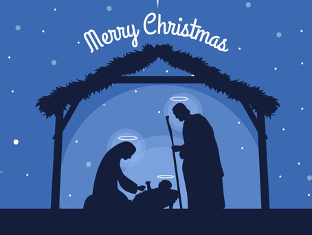 Christmas Greetings From Fr. Workman
