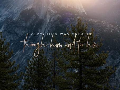 Through Him & For Him