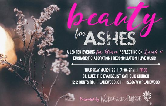 Lenten Retreat Poster