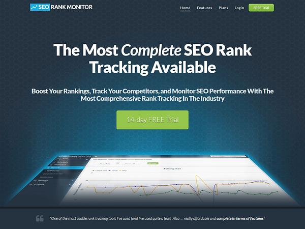 SEO Rank Monitor Review