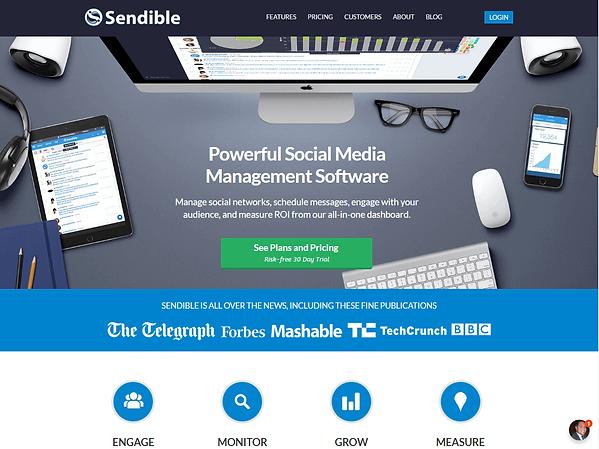Sendible Review