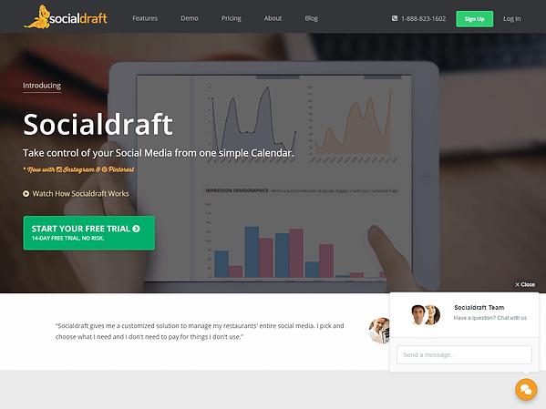 SocialDraft Review