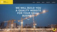 simple website design order