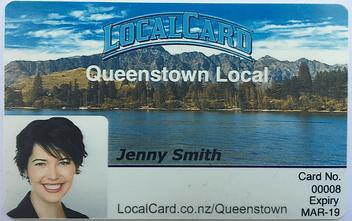 Local Card