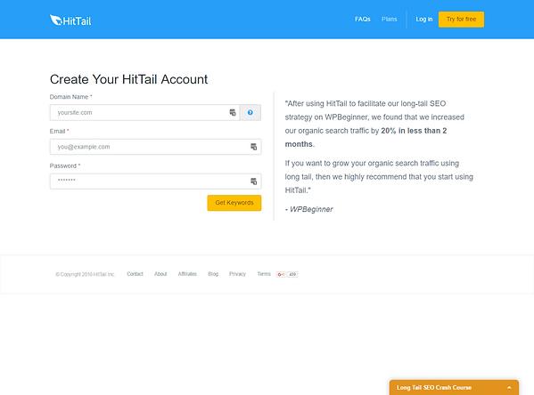Hit Tail Register