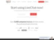 LiveChatInc Signup