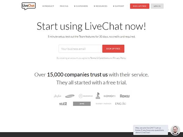 LiveChatInc