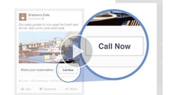 Social Call Button