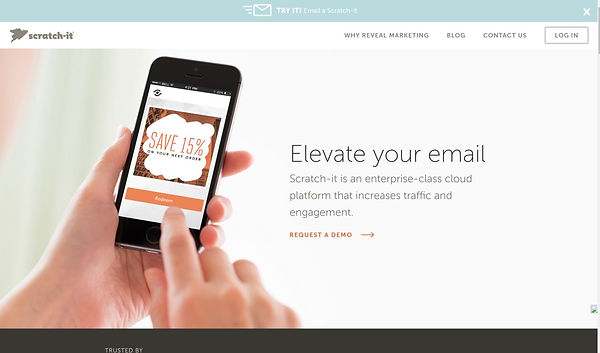 Reveal Email Marketing
