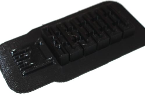 T-800 CPU Chip Kit - Large (105mmx37mm)