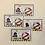 Thumbnail: Ghostbusters 1:8 Scale ID Cards