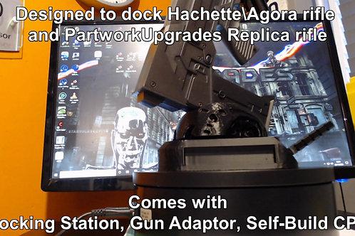 T-800 Plasma Rifle Docking Station