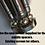 Thumbnail: T-800 - Metal Chrome Spacers - Elbow to Wrist Wobble Fix (both arms)