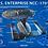 Thumbnail: Enterprise NCC 1701-D - A5 Acrylic Blueprint