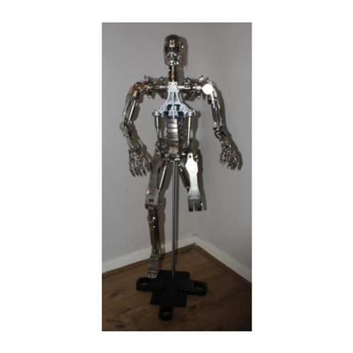 T-800 Builders Stand - For Hachette\Agora 1:2 Scale (ADVANCED ORDER 10/02/2021)
